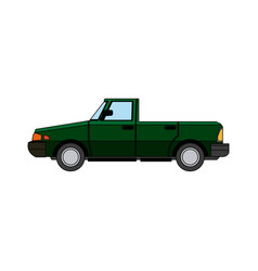 Car sport convertible vehicle transport vector