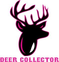 Deer Collector vector image