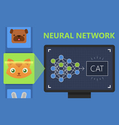 Neural networks deep learning image recognition vector
