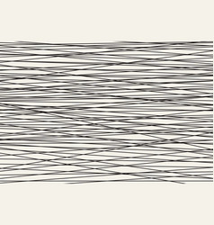black and white abstract horizontal striped vector image vector image
