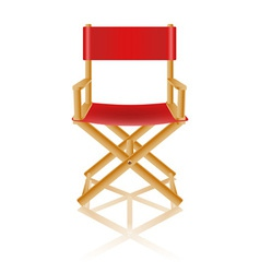 director chair 01 vector image