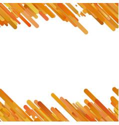 Orange trendy gradient background with seamless vector