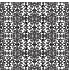 Oriental Geometric Ornament vector image
