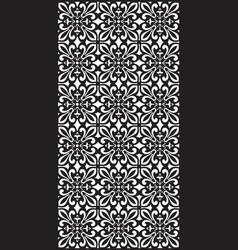 Rectangular lattice pattern background in oriental vector