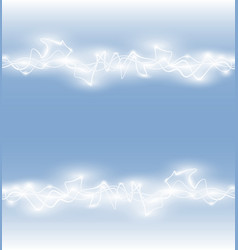 abstract smooth glow light wave vector image