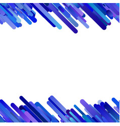 Blue abstract repeating diagonal gradient stripe vector