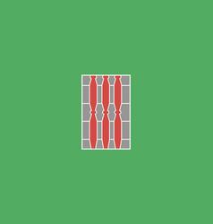 Umbria flag vector