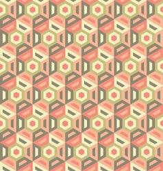 Pop-art background vector image
