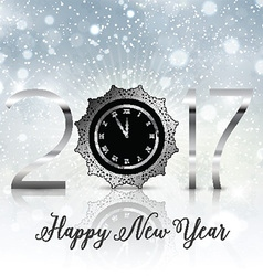 happy new year background 0410 vector image