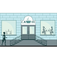 Cafe vector