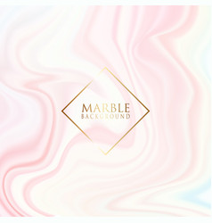 Pastel coloured marble texture vector
