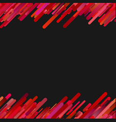 Red modern abstract gradient background with vector
