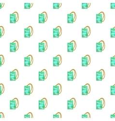 Waterproof phone case pattern cartoon style vector