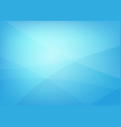 Abstract blue clean background with simply curve vector