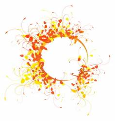 sunny banner vector image vector image