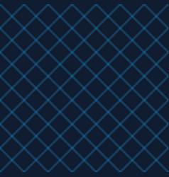 Diagonal trellis stripe texture denim indigo blue vector