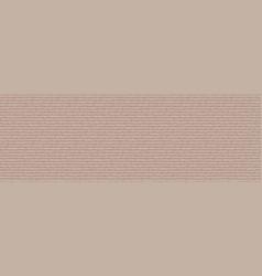 Hand drawn broken vertical textile stripe seamless vector
