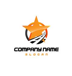 star logo - logo concept vector image