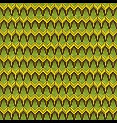 creative crop design pattern background vector image vector image