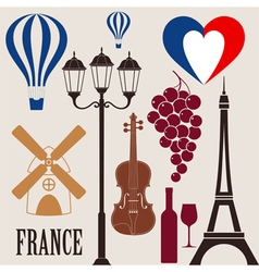 France vector image