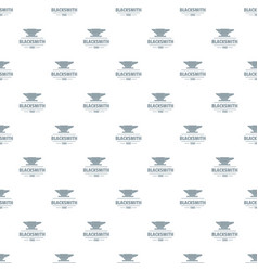 Blacksmith pattern seamless vector