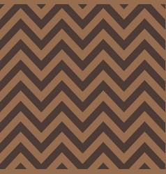 Brown gray chevron retro decorative pattern vector