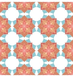 Ethnic oriental geometric seamless pattern vector