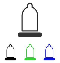 preservative flat icon vector image