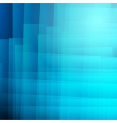 abstract blue background - business card vector image vector image