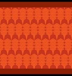creative shape design pattern background vector image vector image