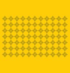 animal lion background pattern vector image
