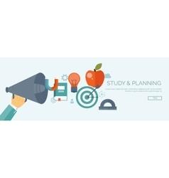 Education management vector