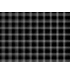 five millimeters white grid on a4 horizontal sheet vector image