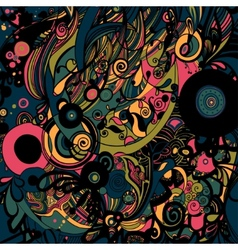 Multicolored patterns Stylish backgrounds with vector image