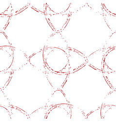 seamless grunge ornate pattern-13 vector image