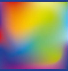 multicolored bright mesh background vector image