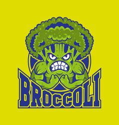 Brocoli logo vector