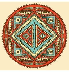 Ethnic ornament vector image vector image