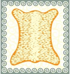 golden fleece vector image vector image