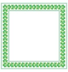 Shamrock Frame Vector Images Over 1300