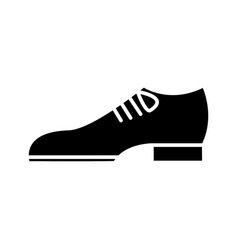 shoes groom icon sign o vector image vector image