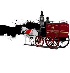 london image 003 vector image