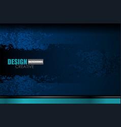 background blue texture design vector image