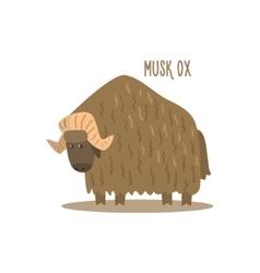 Musk Ox vector