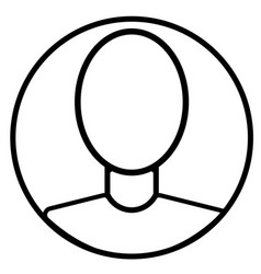 avatar client person photo picture icon vector image