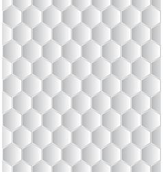 Hexagonal seamless vector image