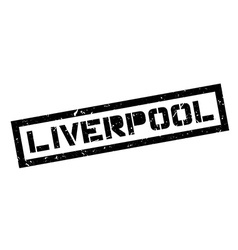 Liverpool rubber stamp vector