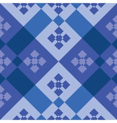 Seamless tile patterm vector image