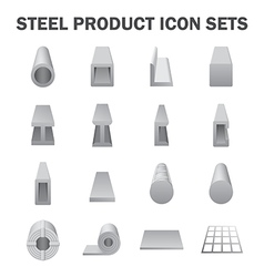 Steel structure material3 vector