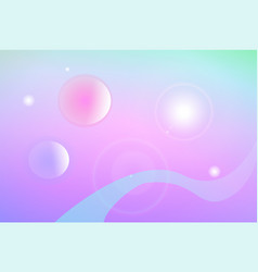 Abstract candy space background with stars and vector
